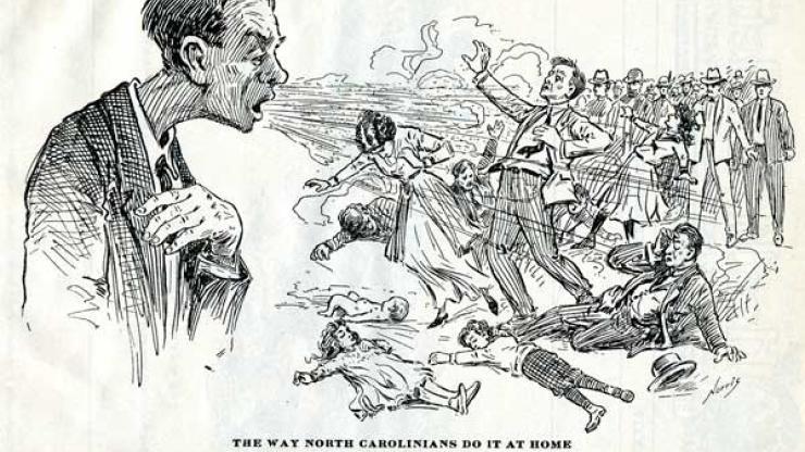 The Spanish Flu Epidemic Of 1918 Nc Dncr