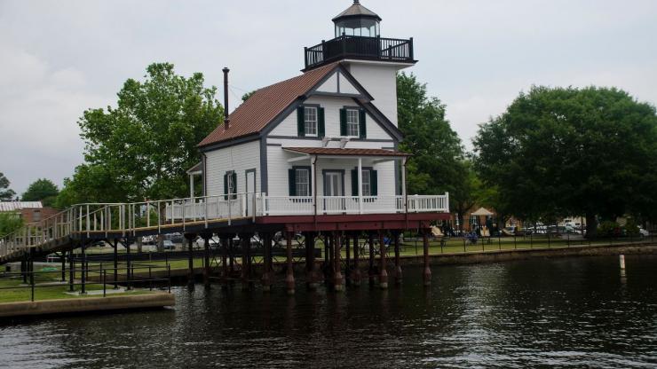 Roanoke Light House