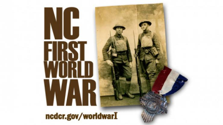 North Carolina During World War I