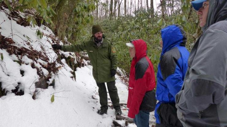 A North Carolina New Year's tradition of family adventure, exercise and reconnection with nature continues in 2018 with First Day Hikes in North Carolina State Parks on Jan. 1.