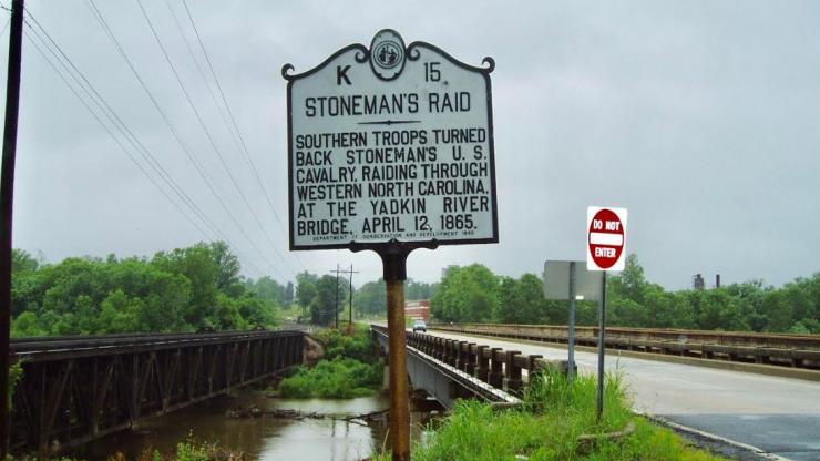 Stoneman's Raid