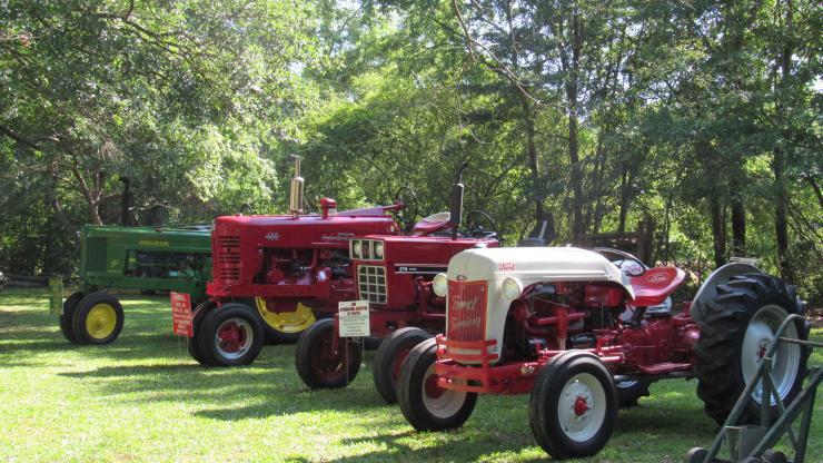 """Saturday on the Farm"" program"