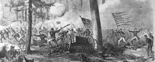 A Sketch of the Battle of Bentonville