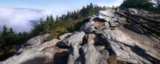 Mount Craig at Mount Mitchell State Park