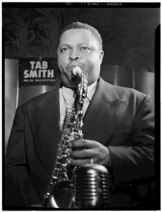 Tab Smith Portrait from the Library of Congress