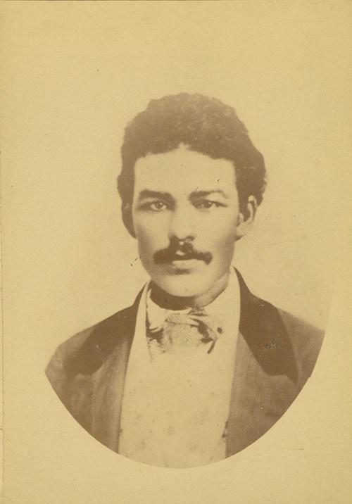 John A. Copeland Jr. Image from the Kansas Historical Society.