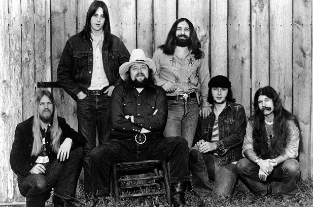 An image of the Charlie Daniels Band from Billboard