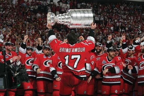 Carolina Hurricanes Stanley Cup Victory, 2006