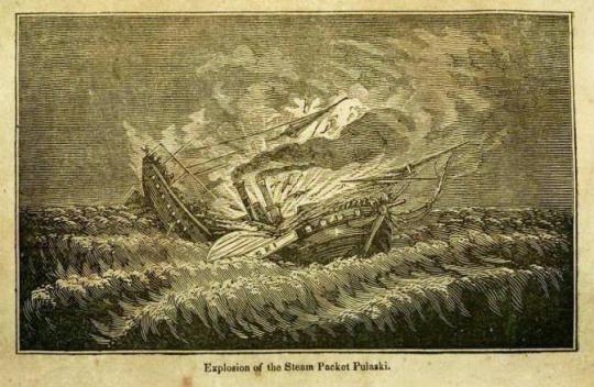 The Pulaski Explosion