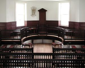 Edenton Courthouse