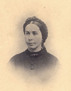 Mary Anna Morrison Jackson. Image from Find A Grave.