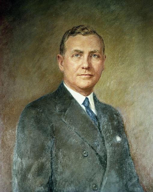 J. C. B. Ehringhaus, Governor
