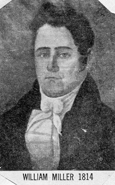 William Miller. Image from the State Archives.
