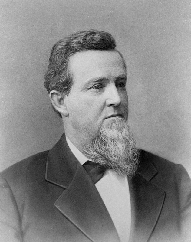 Alfred Moore Scales. Image from the State Archives.