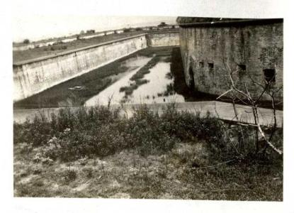 Fort Macon in 1925