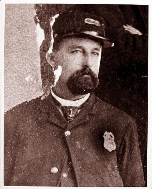 Capt. Joseph Price, commander of the Neuse.