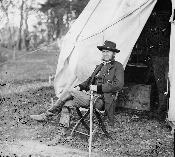 Kilpatrick in 1863