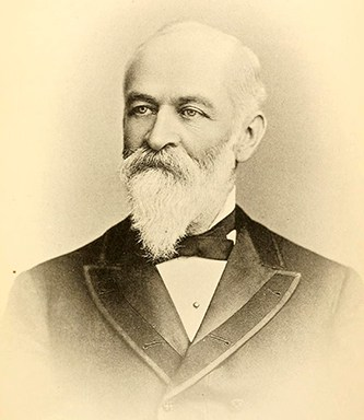 C. M. Stedman of Fayetteville