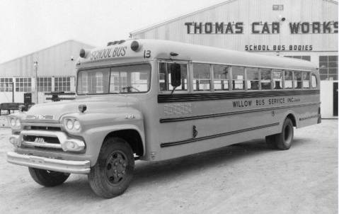 Thomas Built Buses >> Thomas Built Buses Since 1930 Nc Dncr