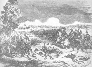 Alamance Battle