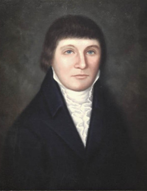A portrait of Caswell from the N.C. Museum of History.