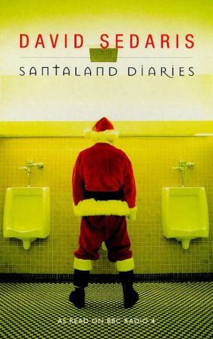 "The cover to Sedaris' ""Santaland Diaries."""
