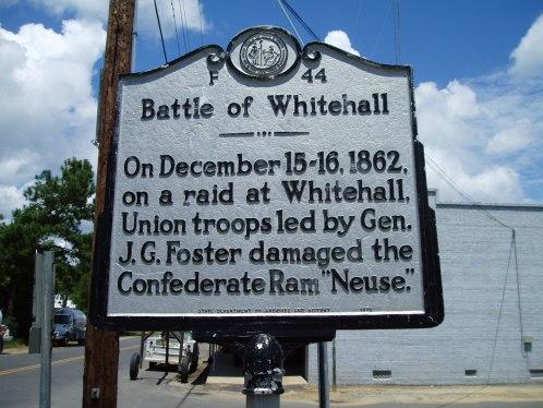 Battle of Whitehall