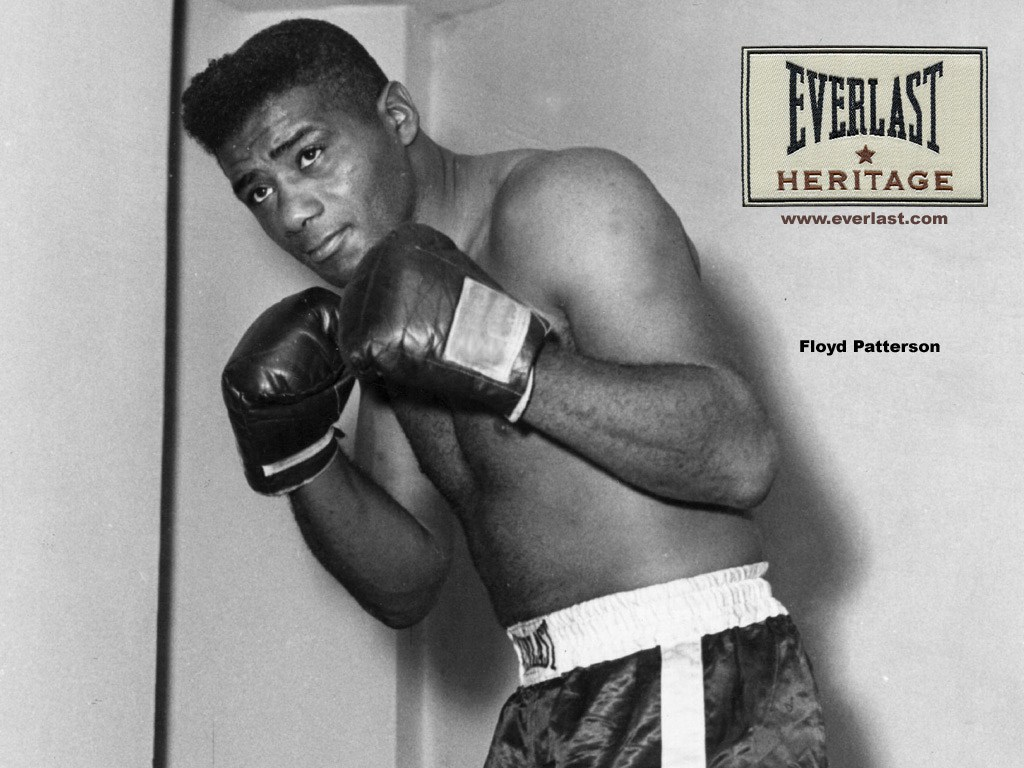 Heavyweight Champion Floyd Patterson of Cleveland County