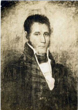 Johnston Blakeley Image from the N.C. Museum of History.