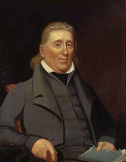 An 1829 portrait of Blount. Image from the N.C. Museum of History.