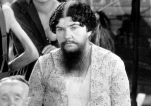 Barnell in the 1932 film Freaks.