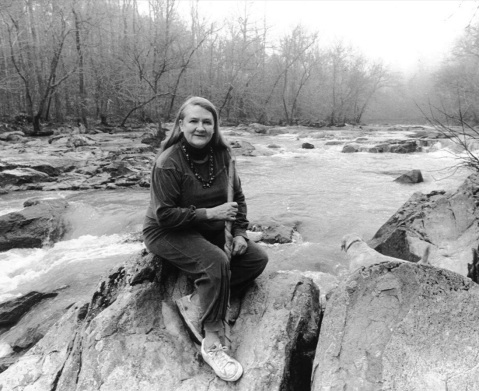 Nygard sits on the banks of the Eno River. Image from North Carolina State Parks and Recreation.