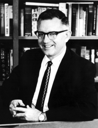 Guy Owen. Image from the State Archives.