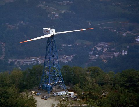 The Mod-1 windmill. Image from NASA.