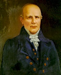 Nathaniel Macon, Oil on canvas, Robert D. Gauley, 1911, Collection of U.S. House of Representatives