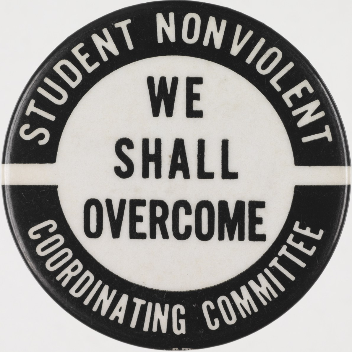 Student Nonviolent Coordinating Committee Badge