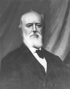 A portrait of Paton held by the N.C. Museum of History