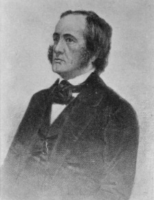 An 1846 photograph of Larkin from the California Historical Society.