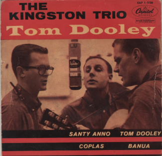 The Kingston Trio Tom Dooley
