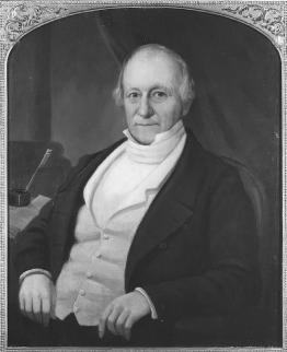 A painting of James Iredell, Jr. from the N.C. Museum of History
