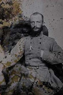 A Civil War-era daguerreotype of Ramseur held by the N.C. Museum of History