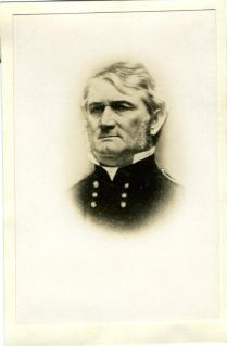 An image of Polk from the N.C. Museum of History