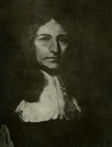 Sir George Carteret. Image from the N.C. Museum of History