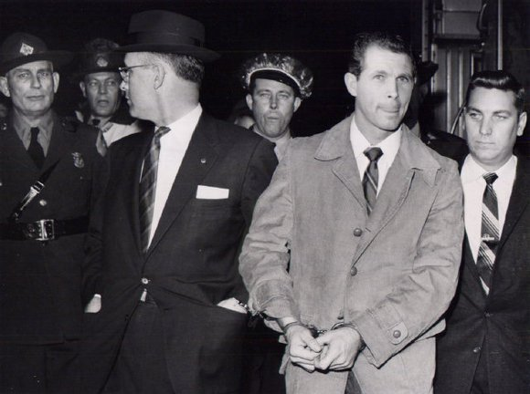 Wetzel, shortly after his 1957 arrest.