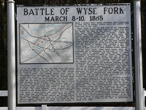 Battle of Wyse Fork