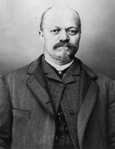 Warren C. Coleman circa 1900