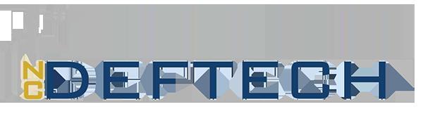 NC DEFTECH logo