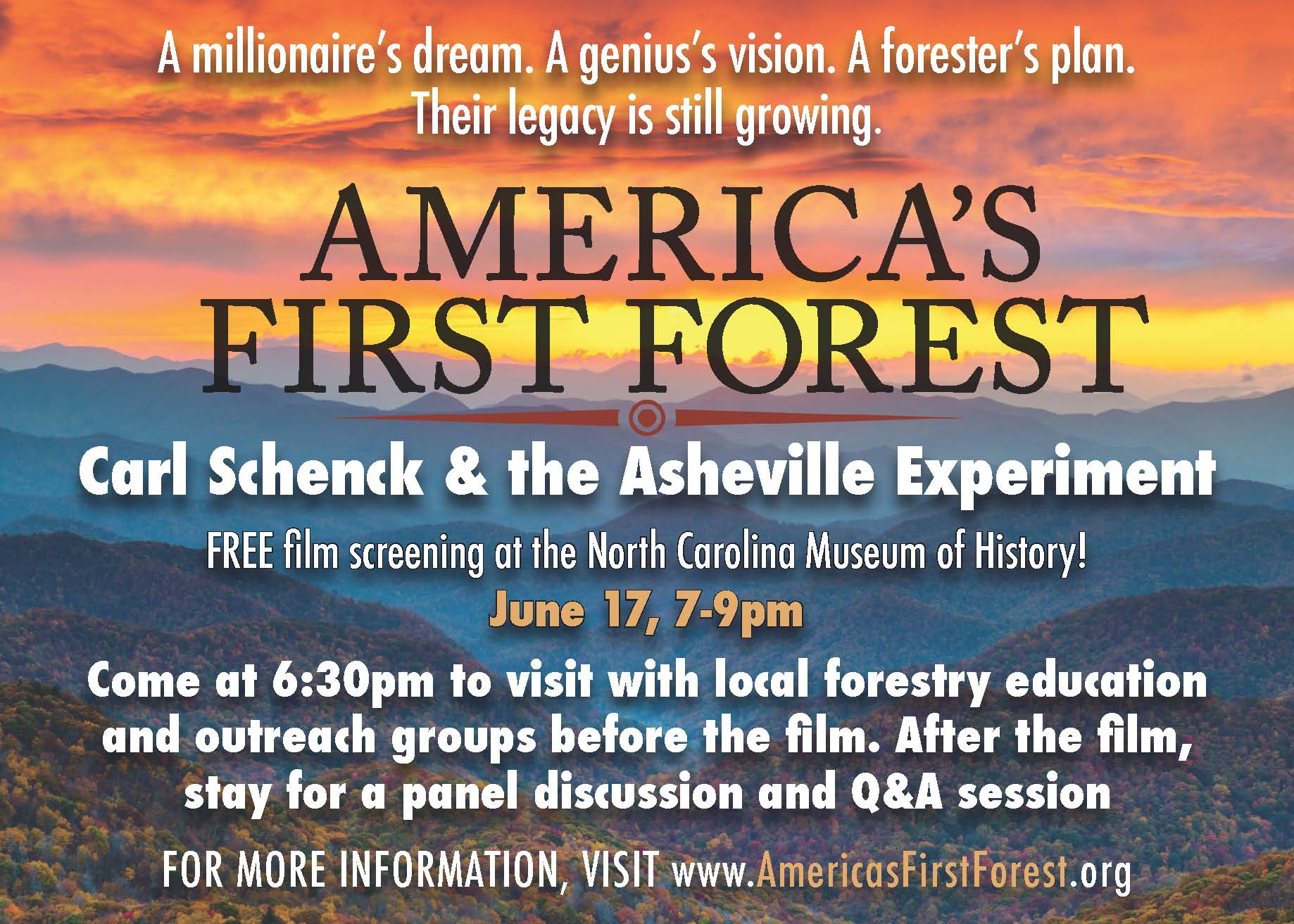 America's First Forest