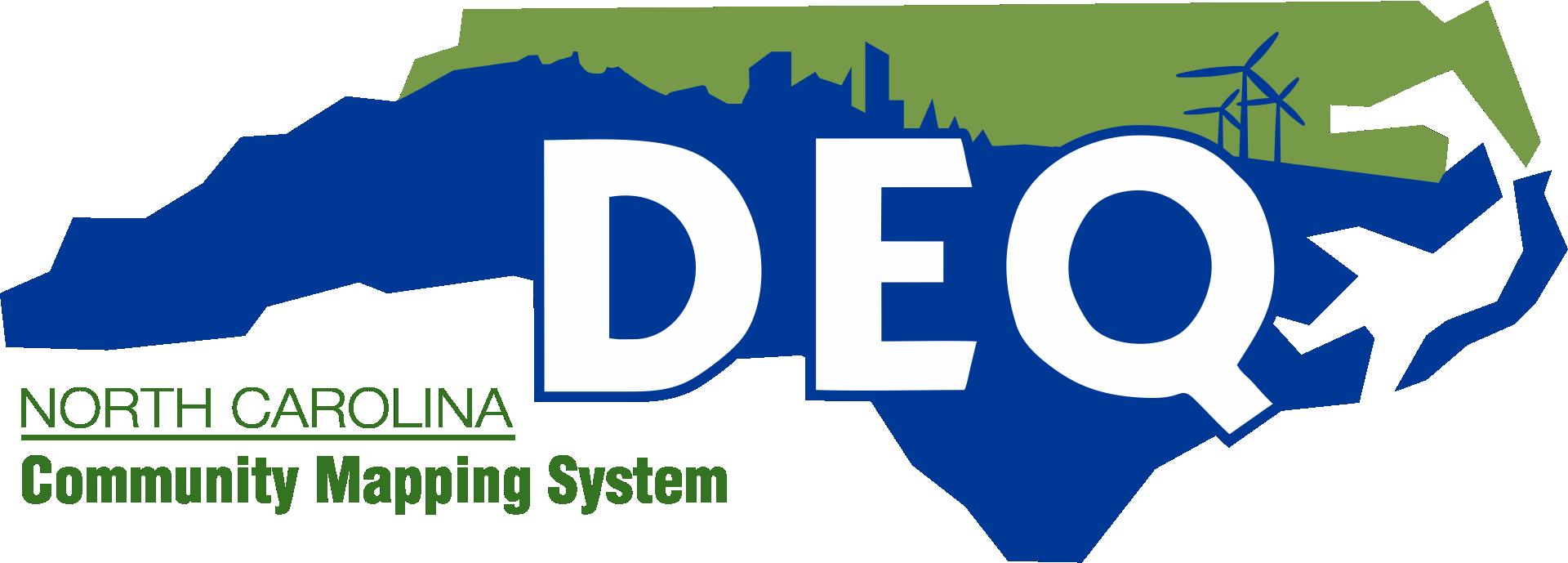 DEQ NC Community Mapping System