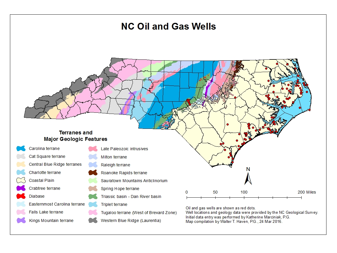 Nc deq oil and gas program nc oil and gas wells drilled 1925 1998 geenschuldenfo Choice Image